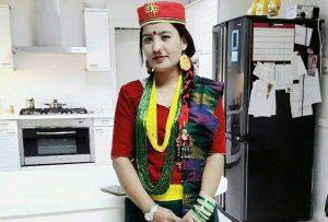 समाजसेवी मञ्जु मोक्तान तामाङ